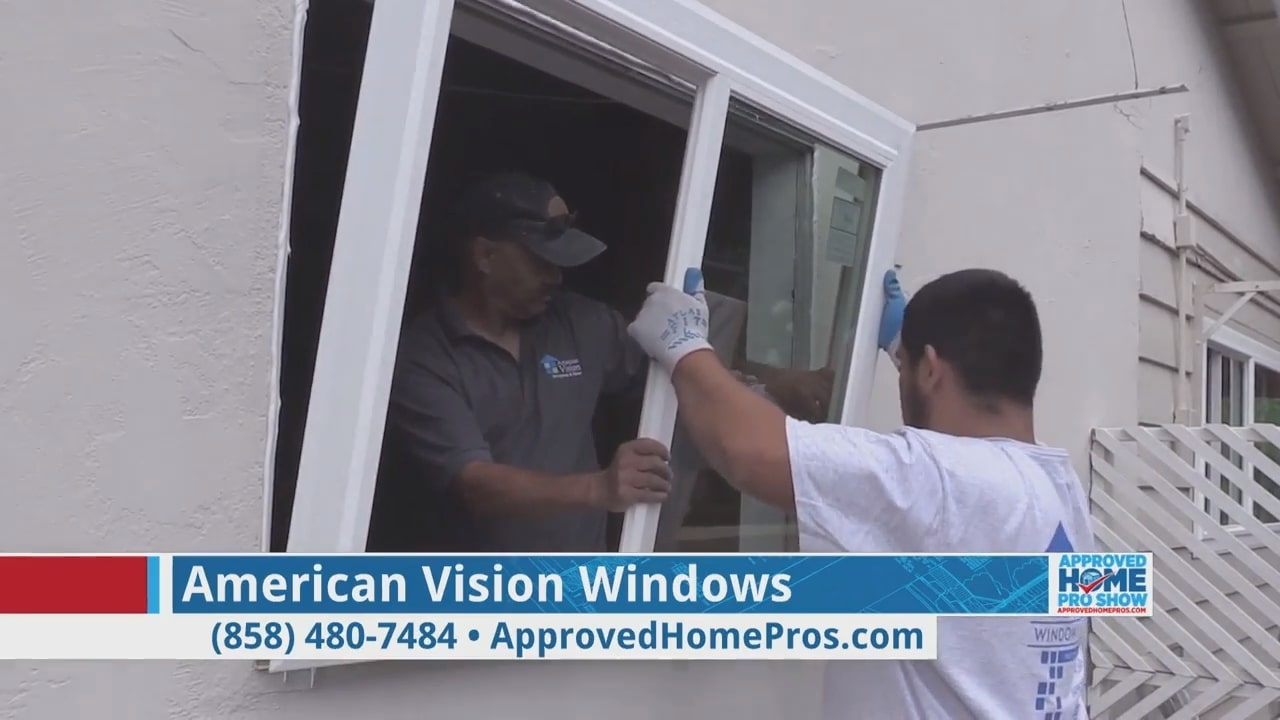 San Diego window installation